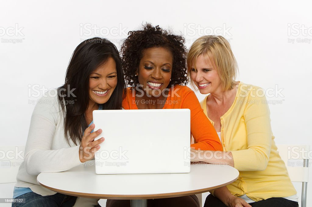 Computers royalty-free stock photo