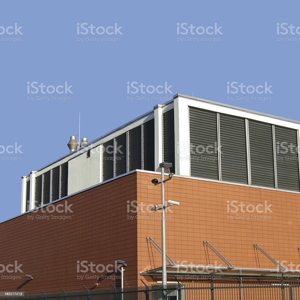 computing centre royalty-free stock photo