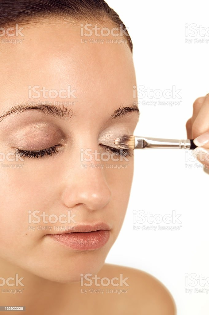 Concealer royalty-free stock photo