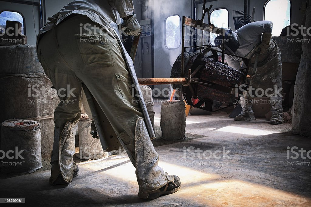 Concentration and Precision stock photo