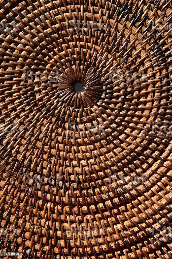 Concentric Circular Design royalty-free stock photo