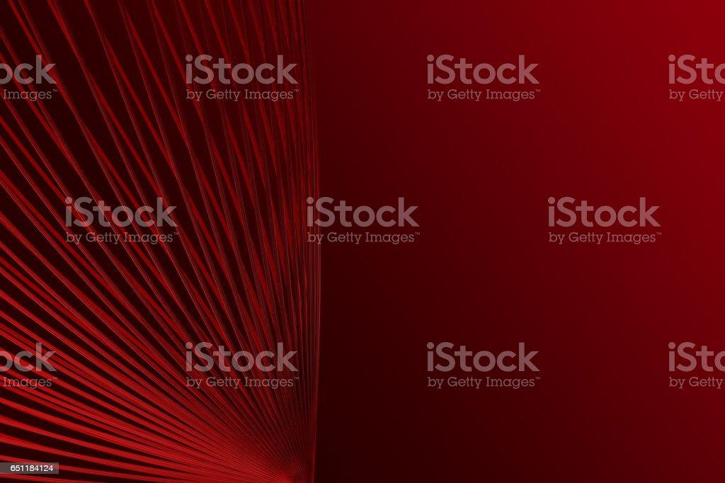 Concentric, circular swirl, twirl pattern. stock photo