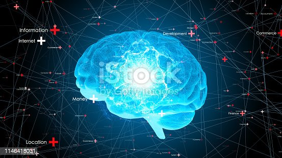 istock AI (Artificial Intelligence) concept. 3D illustration. 1146418031
