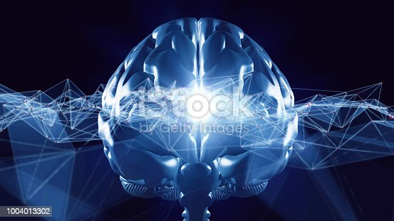 istock AI (Artificial Intelligence) concept. 3D rendering. 1004013302