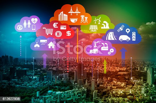 istock CPS (Cyber-Physical Systems) concept abstract image 612622938