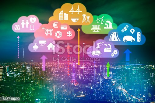 istock CPS (Cyber-Physical Systems) concept abstract image 613749690