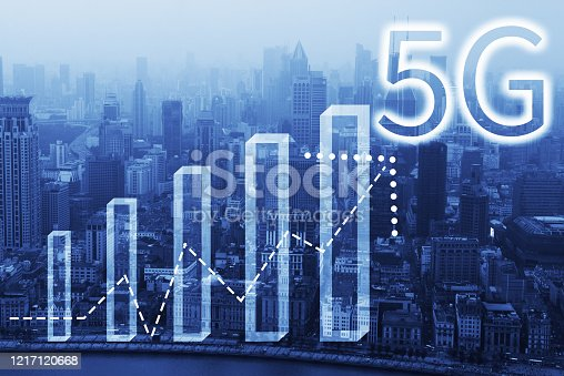 537390268 istock photo 5G concept and smart city 1217120668