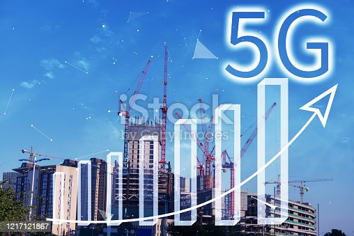 537390268 istock photo 5G concept and smart city 1217121867