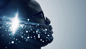 istock AI (Artificial Intelligence) concept. Deep learning. Mindfulness. Psychology. 1210302465