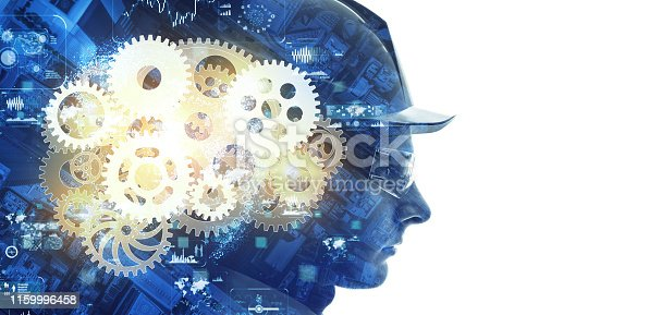1141842182istockphoto AI (Artificial Intelligence) concept. Deep learning. 1159996458