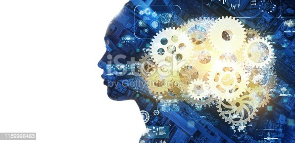 1141842182istockphoto AI (Artificial Intelligence) concept. Deep learning. 1159996463