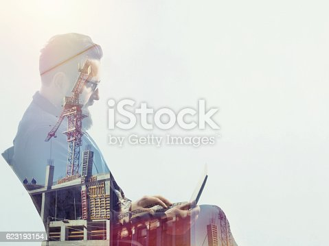 istock Concept, depicting investing 623193154