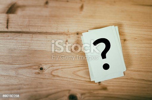 istock Concept for confusion, question or solution 890192258