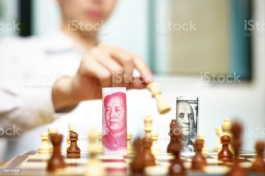 concept for currency game stock photo