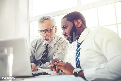 istock Concept for teamwork and knowledge transfer 505599002
