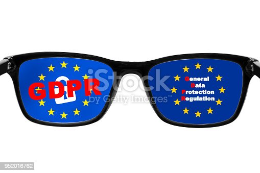 937370192 istock photo GDPR concept. General Data Protection Regulation. New EU law from 2018. 952016762