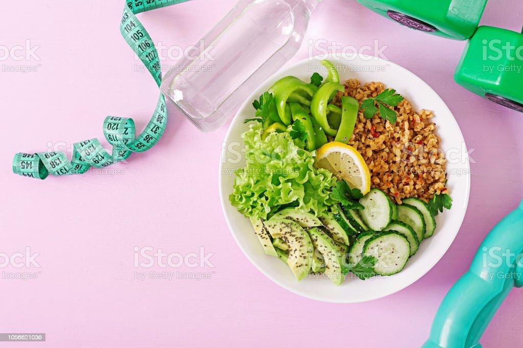 richtige ernährung zum abnehmen mit sport