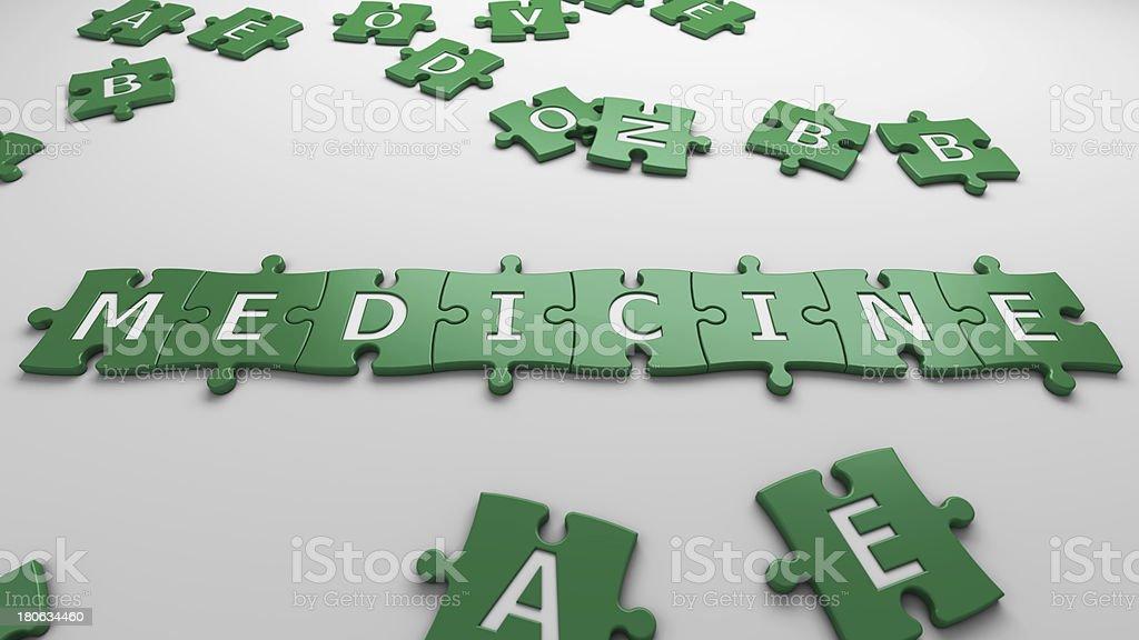 concept medicine royalty-free stock photo