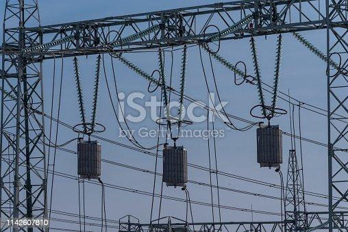 600401714istockphoto Concept. New electricity price forecasts. 1142607810