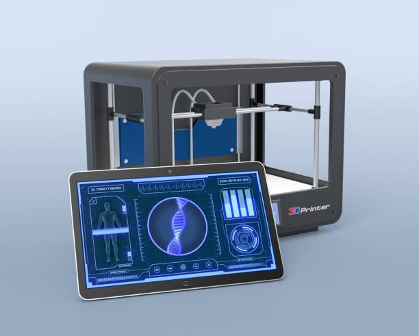 concept of artificial organs stock photo