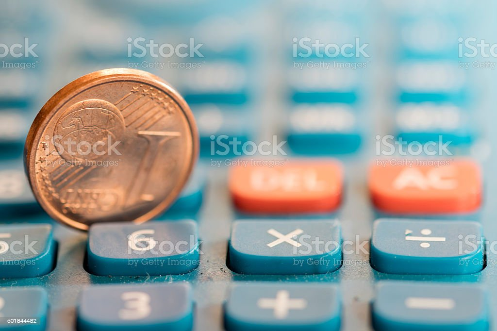 concept of business and money stock photo