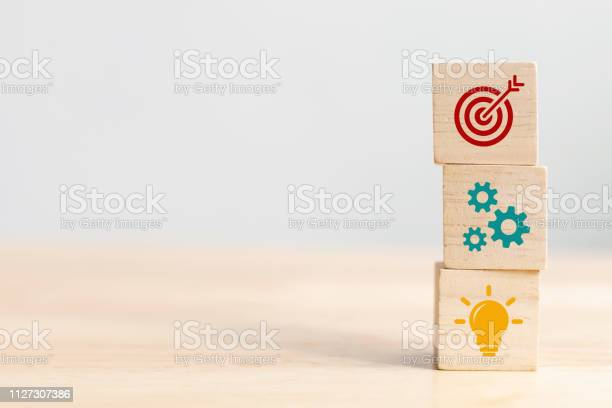 Concept of business strategy and action plan wood cube block stacking picture id1127307386?b=1&k=6&m=1127307386&s=612x612&h=ovw95kqhe8pill5eglhjf4xhkjrufdxxak1t19zu4 e=