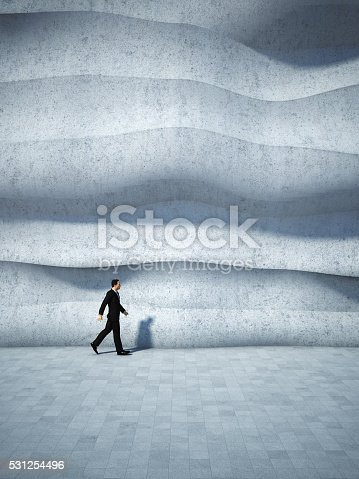 istock Concept of businessman 531254496