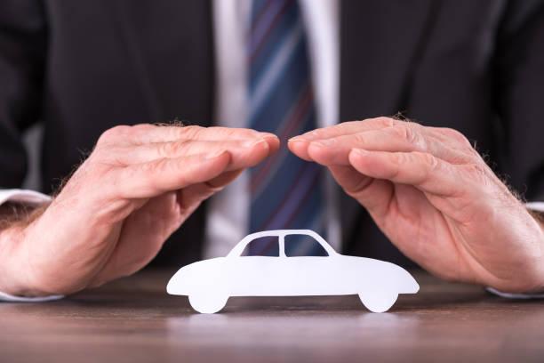 Concept of car insurance – Foto