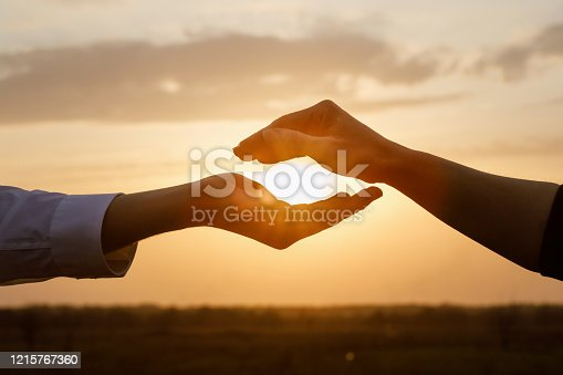 974882202 istock photo Concept of contact and communication. 1215767360
