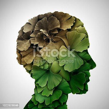 istock Concept Of Dementia 1022628598