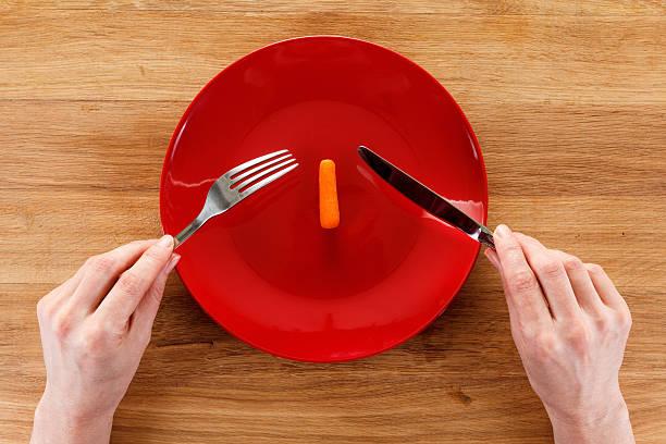 konzept der abnehmen, gesunde ernährung - gewicht schnell verlieren stock-fotos und bilder
