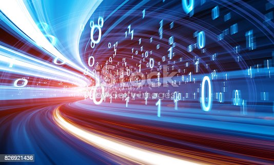 istock concept of digital technology 826921436