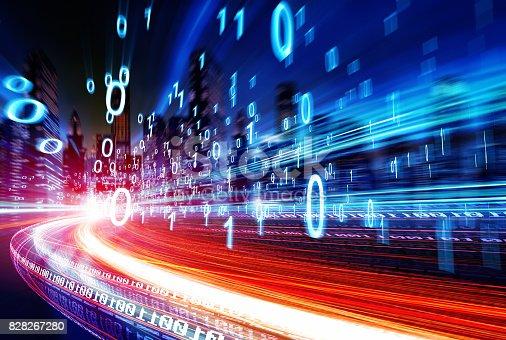 istock concept of digital technology 828267280