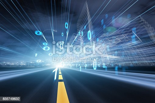 istock concept of digital technology 835749632