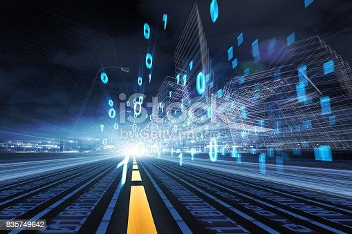 istock concept of digital technology 835749642