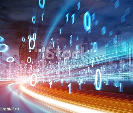 istock concept of digital technology 837879224