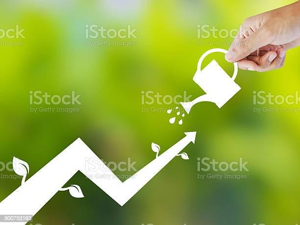 Concept of growing company with paper plant picture id500753163?b=1&k=6&m=500753163&s=612x612&h=tapju55acro3xx17nscavybguyvoykfzroufcrwmwgi=