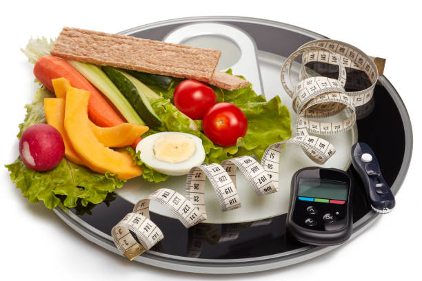 Concept of healthy lifestyle, stock photo