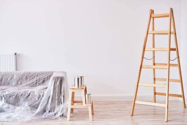 Concepto de mejora del hogar - foto de stock