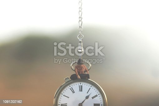 istock concept of how people are small compared to the power of flowing time 1091202162