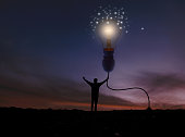 istock Concept of idea and innovation 1016971242