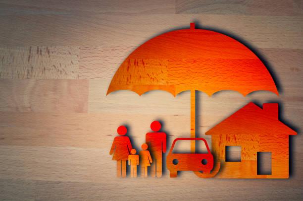 Konzept der Versicherung – Foto