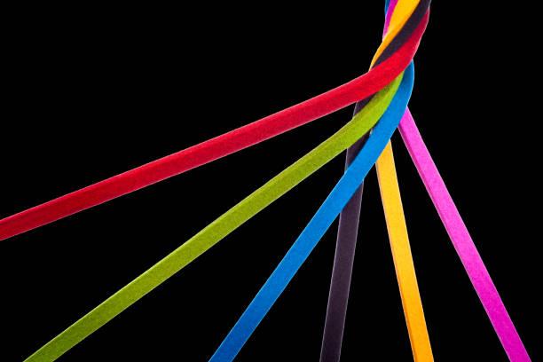 Konzept der Fusionen, Fusionen und Übernahmen, Netzwerk, Teamwork, Verbindung, Vernetzung – Foto