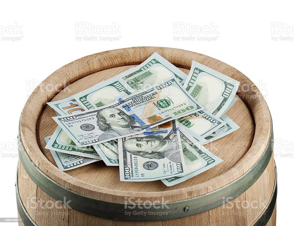 Concept of money up front royalty-free stock photo