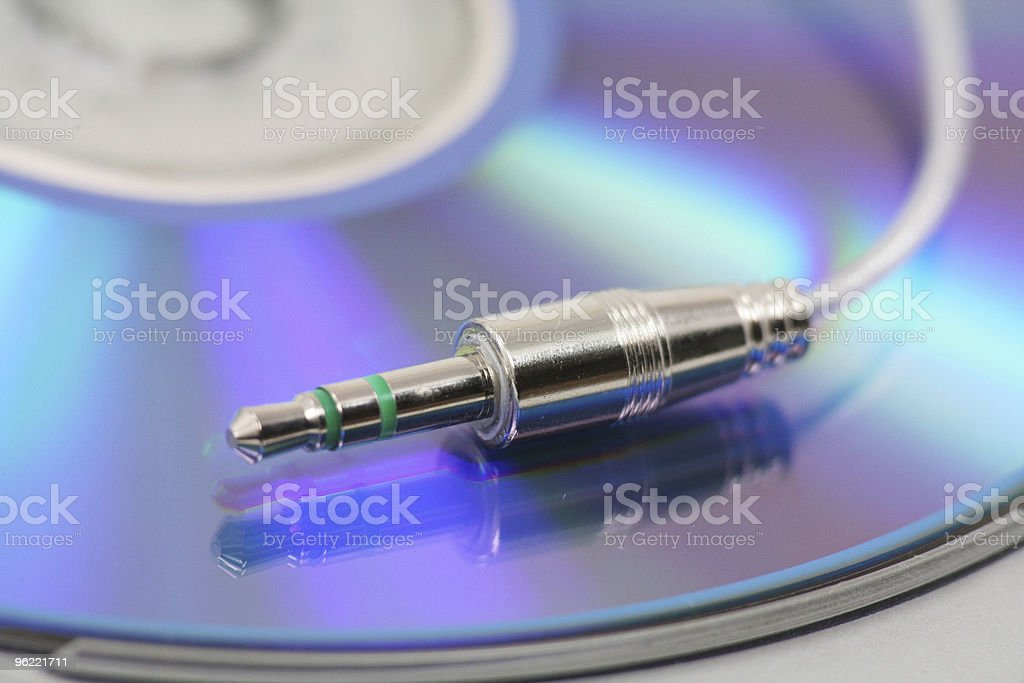 concept of mp3 music royalty-free stock photo