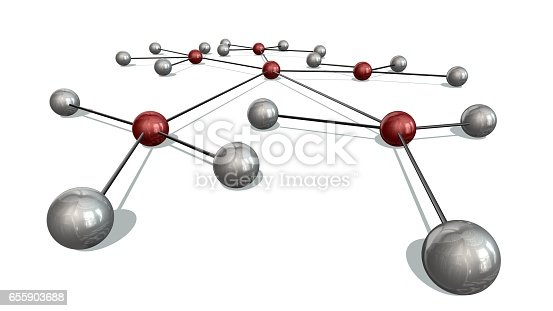 istock Concept of Network, social media, internet communication 655903688