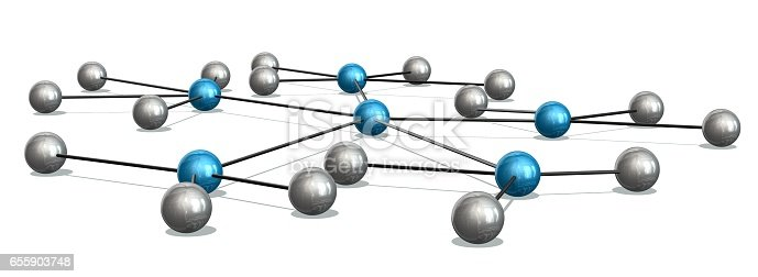 istock Concept of Network, social media, internet communication 655903748