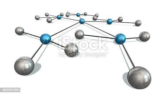 istock Concept of Network, social media, internet communication 655904050
