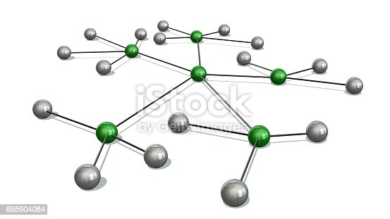 istock Concept of Network, social media, internet communication 655904084