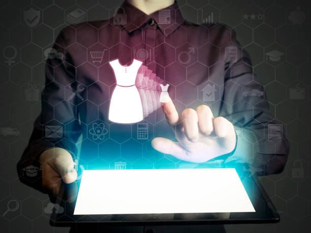 Concept de shopping en ligne - Photo